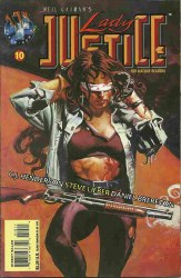 LADY JUSTICE (VOL. 1) #10 NM