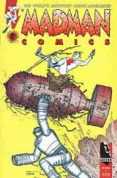MADMAN COMICS #7 NM
