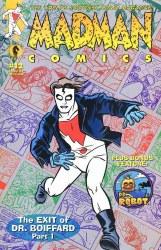 MADMAN COMICS #12 NM