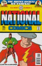 NATIONAL COMICS (2ND SERIES) #1 NM