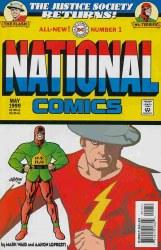 NATIONAL COMICS (2ND SERIES) #1 NM