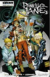 PAINKILLER JANE (ALTERNATE COVER) #3 NM