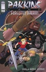 PAKKINS LAND: FORGOTTEN DREAMS #4 NM