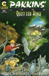 PAKKINS LAND: QUEST FOR KINGS #3 NM