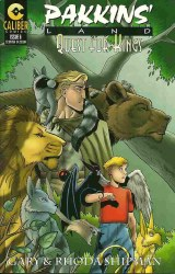 PAKKINS LAND: QUEST FOR KINGS #6 NM