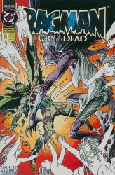 RAGMAN: CRY OF THE DEAD #3 NM