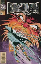 RAGMAN: CRY OF THE DEAD #4 NM