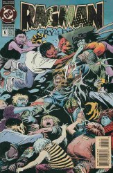 RAGMAN: CRY OF THE DEAD #6 NM