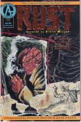 RUST (1992) #1 NM-