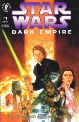 STAR WARS DARK EMPIRE #1 NM-