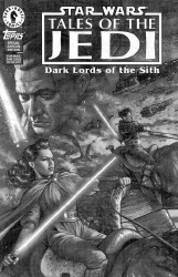 STAR WARS TALES OF THE JEDI:DARK LORDS OF THE SITH ASHCAN ED
