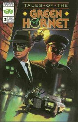 TALES OF THE GREEN HORNET (2ND SERIES) #3 NM
