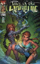 TALES OF THE WITCHBLADE #9 NM