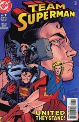 TEAM SUPERMAN #1 NM