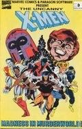 UNCANNY X-MEN MADNESS IN MURDERWORLD PROMO COMIC