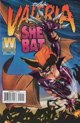 VALERIA THE SHE-BAT (WINDJAMMER) #2 NM