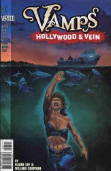 VAMPS: HOLLYWOOD AND VEIN #4 NM