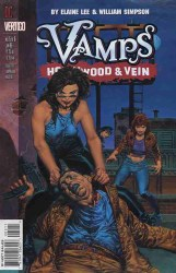 VAMPS: HOLLYWOOD AND VEIN #5 NM