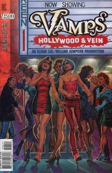 VAMPS: HOLLYWOOD AND VEIN #6 NM
