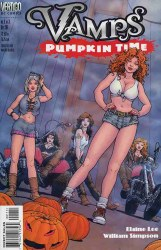 VAMPS: PUMPKIN TIME #1 NM