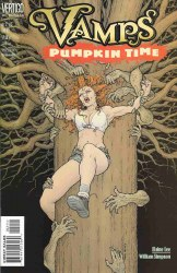 VAMPS: PUMPKIN TIME #2 NM