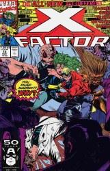 X-FACTOR #72 NM-
