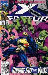 X-FACTOR #74 NM-