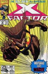 X-FACTOR #76 NM-