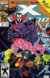X-FACTOR #78 NM-
