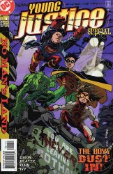 YOUNG JUSTICE IN NO MANS LAND #1 NM-