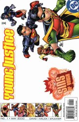 SINS OF YOUTH: JLA JR. #1 NM-