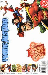 SINS OF YOUTH: YOUNG JUSTICE (1998) #2 NM