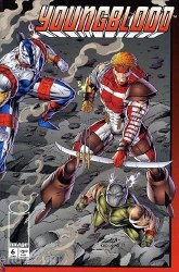 YOUNGBLOOD (1992) #06 NM-