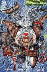 YOUNGBLOOD (1992) #08 NM-