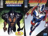 YOUNGBLOOD STRIKEFILE #01 NM