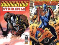 YOUNGBLOOD STRIKEFILE #03 NM