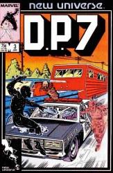 D.P.7 #3 NM