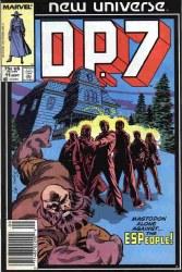 D.P.7 #11 NM