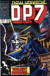 D.P.7 #15 NM
