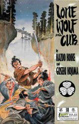 LONE WOLF AND CUB #38 NM-