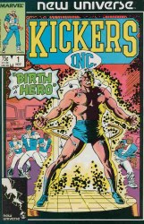 KICKERS, INC. #1 NM