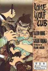 LONE WOLF AND CUB #11 NM