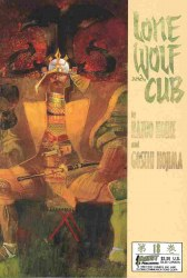 LONE WOLF AND CUB #18 NM