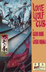 LONE WOLF AND CUB #27 NM-