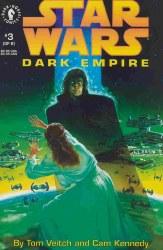 STAR WARS DARK EMPIRE #3 NM