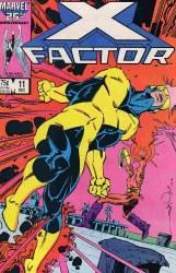 X-FACTOR #11 NM