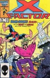X-FACTOR #12 NM-
