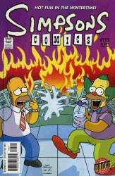 SIMPSONS COMICS #115 NM-