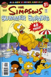 SIMPSONS SUMMER SHINDIG #1 NM-