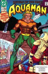 AQUAMAN (1991) #01 NM-